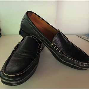 Cole Han Leather Loafers
